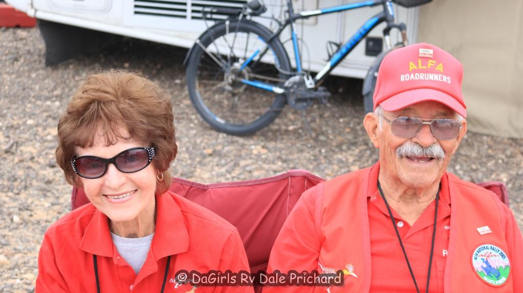 Arlene & Dan harris