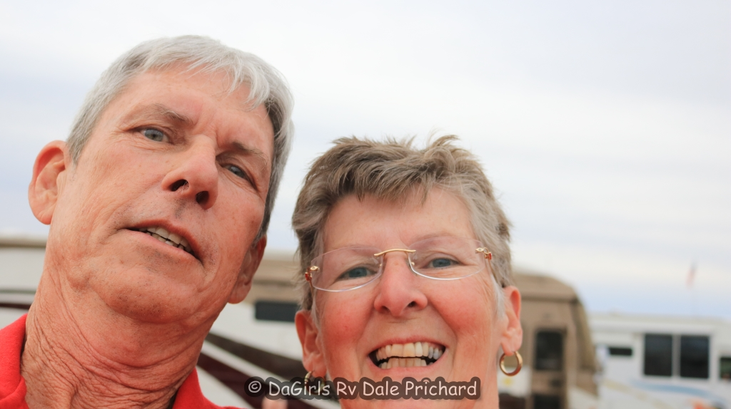 Dale & Susan Prichard
